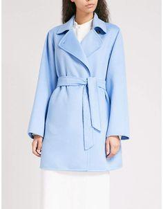 Max Mara Parana wrap-front cashmere coat Cash Wrap 4fd95480680