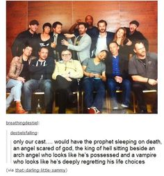 This will only make sense to members of the SPN Family <3 love y'all!