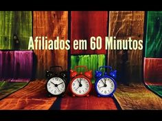 AFILIADOS EM 60 MINUTOS