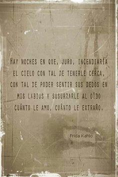 Lo juro! #words #quotes #Love #FridaKalo