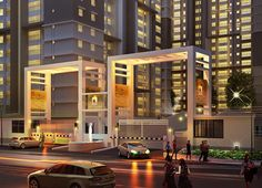 Prestige Lakeside Habitat—a comfy and spacious residential apartment
