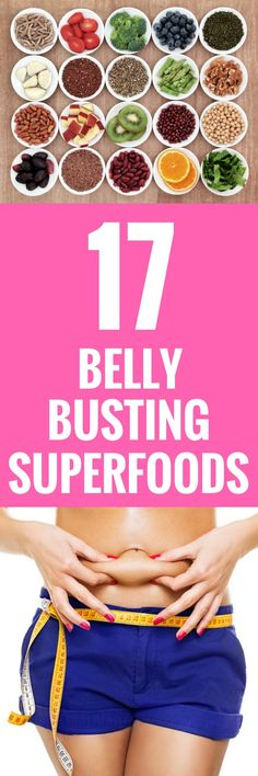 17 foods you should eat if you want to lose weight fast.