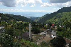 Rundwandertour oberhalb von Kalista / Ohridsee