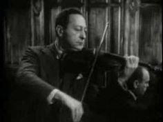 Jascha Heifetz plays Hora Staccato by  GRIGORAS DINICU!!!