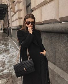 Mode Outfits, Winter Outfits, Fashion Outfits, Womens Fashion, Haute Couture Style, Look Fashion, Daily Fashion, Winter Fashion, Street Fashion