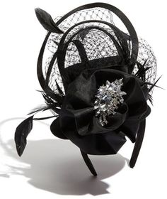 5. Cara Accessories Fabulosity Fascinator Headband    Price: $98.00 at shop.nordstrom.com  I know this is expensive, but nothing says vintage like netting – unless you add in gemstones, ribbons,…