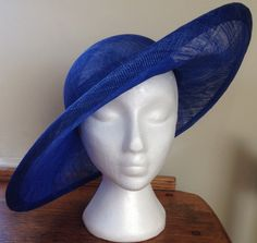 70e083cb76f A Step by Step Guide to making a Sinamay Hat with an up turned brim