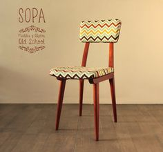 Silla Americana Retro Deco, Chair Upholstery, Furniture, Bertoia, Chair, Easy Chair, Upholstery, Home Decor, Dinning Chairs
