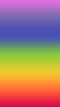 Rainbow Ombre iPhone 6/6s Wallpaper.   Created by Amy Raymond.  *You may freely share, and use my wallpapers but please do not claim as your own, alter or use them for a profit.