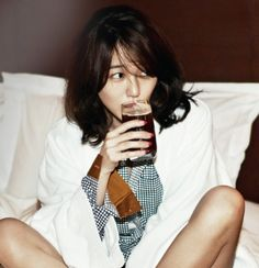 Photo Album] Yoon Eun Hye trên W magazine số tháng 11/ 2011