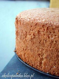 Idealny biszkopt, który nigdy nie opada Polish Desserts, Polish Recipes, No Bake Desserts, Delicious Desserts, Sweet Recipes, Cake Recipes, Dessert Recipes, Baking Basics, Different Cakes
