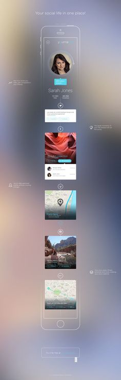 yournaline - Your social life in one place ! by Miroslav Kerhát