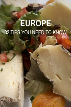 Europe: 32+ Tips You Need To Know http://solotravelerblog.com/solo-travel-europe-top-tips-advice-and-recommendations/
