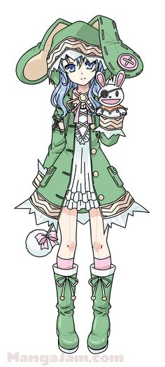 How to Draw Yoshino from Date A Live step by step