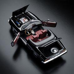 Alfa Romeo Spider 1970_1:18 Minichamps