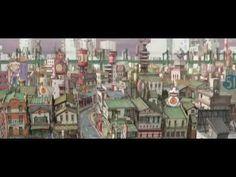 Tekkonkinkreet Trailer - YouTube