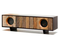 Symbol Hi Fi Tabletop Stereo by Environment Furniture