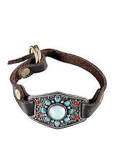 Lucky Brand Jewelry Leather Bracelet