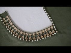 Very Beautiful And Stylish Neck Design For kurti/Suit/Kameez Cutting And Stitching Churidhar Neck Designs, Salwar Neck Designs, Neck Designs For Suits, Saree Blouse Neck Designs, Churidar Designs, Simple Blouse Designs, Kurta Neck Design, Neckline Designs, Sleeves Designs For Dresses