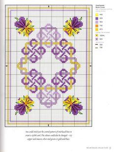 Gallery.ru / Фото #7 - Elizabethan Cross Stitch - Orlanda