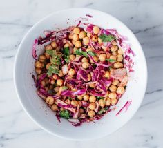 Learn how to create the ultimate prebiotic salad.