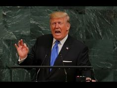 President Donald Trump URGENT Speech to the United Nations General Assem...