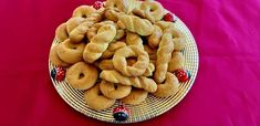 Alfredo Sauce, Greek Recipes, Cookies, Blog, Cake, Desserts, Crack Crackers, Tailgate Desserts, Deserts