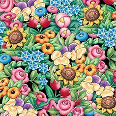 Clustered Floral