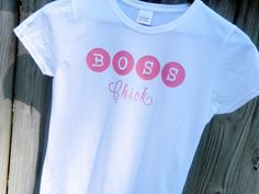 Boss ChickT-Shirt/Proverbs 31 by OneBlockUnited on Etsy