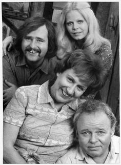 All In The Family I grew up with this family, when I was a kid I had no idea why my family loved to watch this family. When I got older I saw the reruns and realized how great this show was.