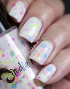 Jindie Nails Candy Land | A Polish Addict