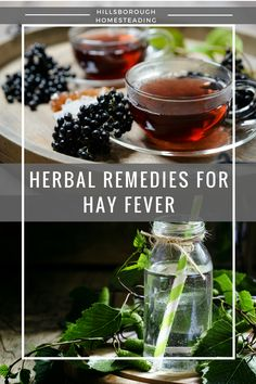 Herbal Remedies to treat hay fever. Natural ways to treat runny eyes, stuffy noses and sore throat of seasonal alleries Home Remedies For Uti, Cold And Cough Remedies, Natural Remedies For Allergies, Allergy Remedies, Flu Remedies, Holistic Remedies, Natural Health Remedies, Herbal Remedies, Ginger Benefits