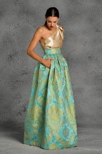 falda de fiesta azul modelo pasiegas Mode Outfits, Skirt Outfits, Evening Dresses, Prom Dresses, Formal Dresses, African Fashion, Indian Fashion, Elegant Dresses, Beautiful Dresses