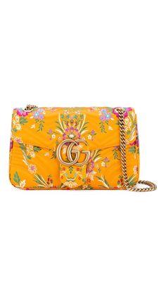 GUCCI GG Marmont jaquard shoulder bag, explore Gucci at Farfetch.