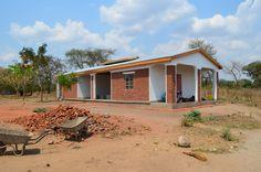 Work in Progress at the Nandumbo Health Centre #Malawi #HELPchildren #HealthCentre
