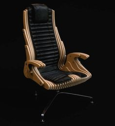 Parametric office chair vector file for CNC Materials used: wood, plywood. What you get: You will download 2 ZIP file containing the following: the CDR file the DXF file These files are vector-based and compatible with all laser cut software, milling machine, CNC CNC plasma cutting machine This is an Instant Digital Download Congratulations on your purchase! Enjoy this exclusive decor for your office