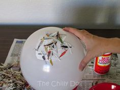 I decided to try a project that I have been envisioning for quite some time, a decorative (not for soup or cereal) paper mache type bowl. Recycled Paper Crafts, Paper Mache Crafts, Newspaper Crafts, Crafts For Seniors, Crafts For Kids, Handmade Birthday Cards, Handmade Cards, Rolled Paper Art, Paper Bowls