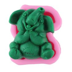Wholesale cheap silicone cake mold online, cake tools   - Find best  cartoon 3d animal elephant silicone cake mold cake decorating mold for chocolate handmade soap mold cake baking tools q190 at discount prices from Chinese cake tools supplier - aixinjllj on DHgate.com.