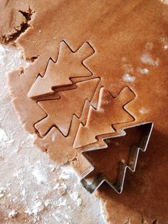 xmas tree cookie cutters