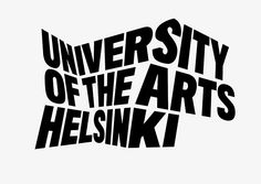 88floors:  University of the Arts Helsinki Branding - BOND Creative