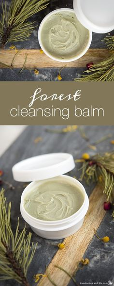 Forest Cleansing Balm