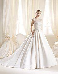 La Sposa presents Iolanda style from Costura 2014 collection | La Sposa