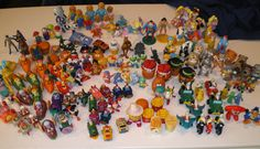 80s Happy Meal Toys!