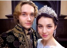 Adelaide and Toby || Reign