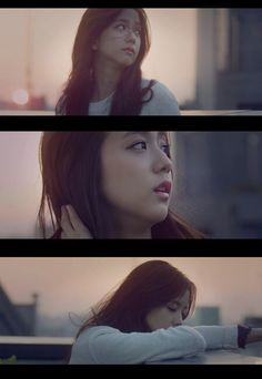 Kim Jisoo- spoiler mv..still waiting for Pink Punk