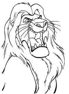 Fine Coloriage Roi Lion A Imprimer that you must know, Youre in good company if you?re looking for Coloriage Roi Lion A Imprimer Lion Coloring Pages, Online Coloring Pages, Cartoon Coloring Pages, Disney Coloring Pages, Coloring Pages To Print, Coloring Pages For Kids, Coloring Sheets, Colouring, Scar Rey Leon