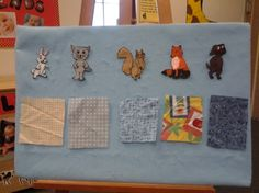 Five Quilts Galore Poem - use for Q-quilt and also for winter