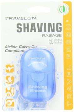 Amazon.com: Travelon Laundry Soap Sheets, 50-Count: Health & Personal Care