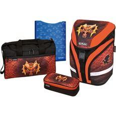 Prezzi e Sconti: #Motion plus dragon ragazzo school backpack  ad Euro 71.90 in #Herlitz #Archiviazionetrasporto