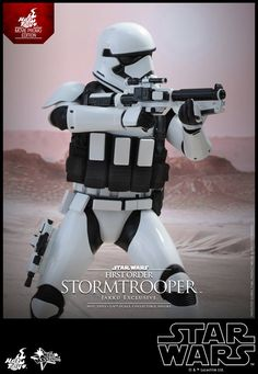HOT TOYS x Star Wars The Force Awakens 1/6 First Order Stormtrooper Jakku Exclusive: Official REVIEW, Info Release http://www.gunjap.net/site/?p=286108